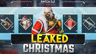 *NEW* CHRISTMAS LEAKED SKINS & MODES!! | Best Apex Legends Funny Moments and Gameplay - Ep. 292