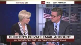Fmr. WH Press Secy. Ari Fleischer: Hillary Using Personal Email Doesn