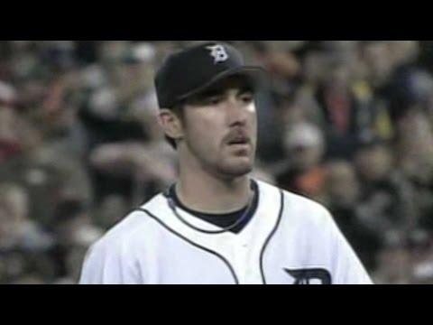 WS2006 Gm1: Tigers rookie Verlander strikes out eight