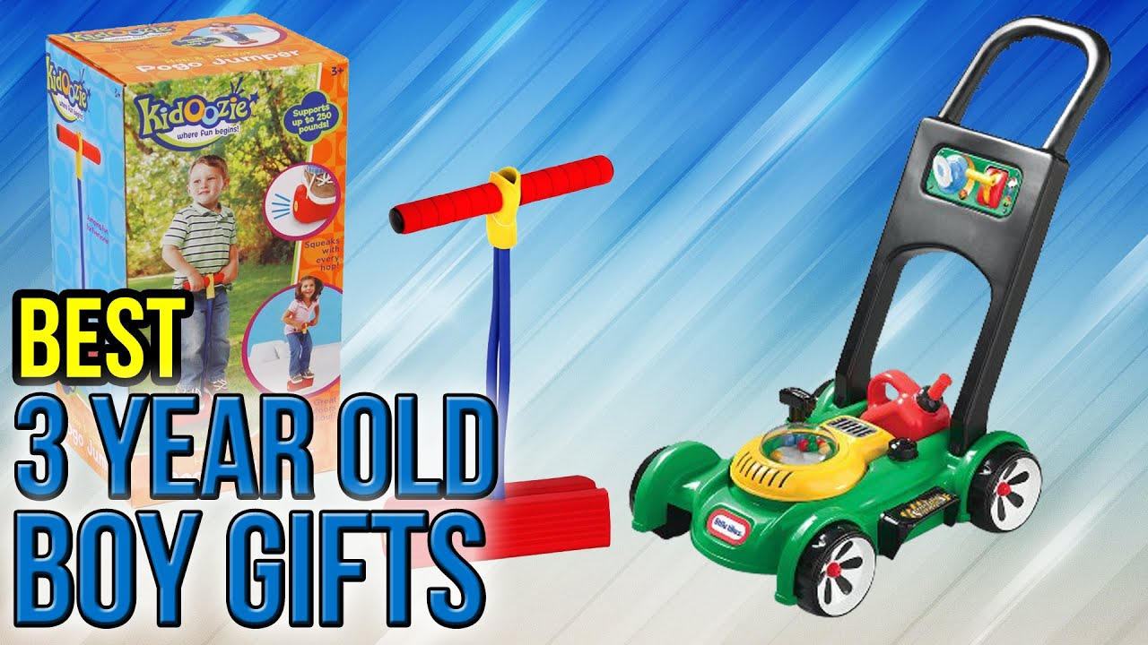 10 Best 3 Year Old Boy Gifts 2017