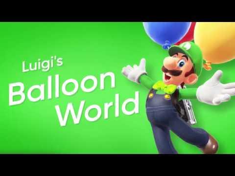 Download Youtube: Super Mario Odyssey (Switch) Luigi's Balloon World Trailer - Nintendo Direct Mini January 2018