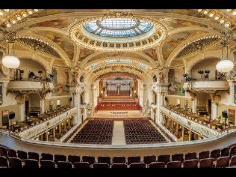 Concierto de Aranjuez - Joaquin Rodrigo played by Sanel Redzic and Karlovy Vary orchestra