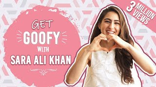 Simmba: Sara Ali Khan gets goofy with Bombay Times!