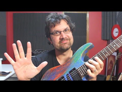 5 Minor Pentatonic Scale Tricks Every Guitar Player Should Know
