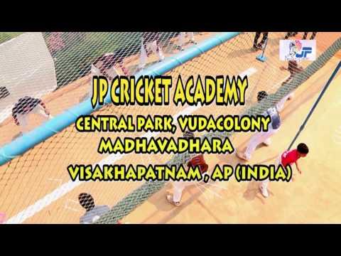 JP Cricket Academy | Visakhapatnam | Cricket | Andhra Pradesh