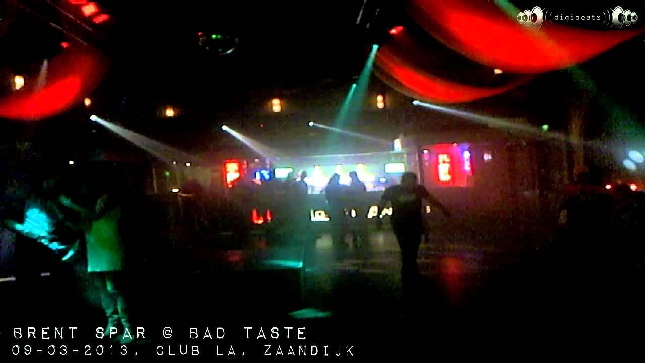 Brent Spar @ Bad Taste 09-03-2013