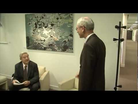 Meeting with George SOROS, Chairman of the Soros Fund Management
