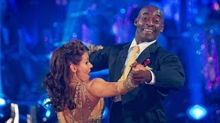 Patrick Robinson & Anya American Smooth to 'It Had To Be You' - Strictly Come Dancing: 2013 - BBC