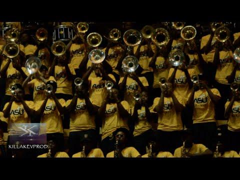 Alabama State University Marching Band - Area Codes - 2016