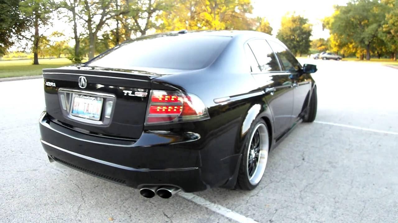 origin Acura Tl Black Rims