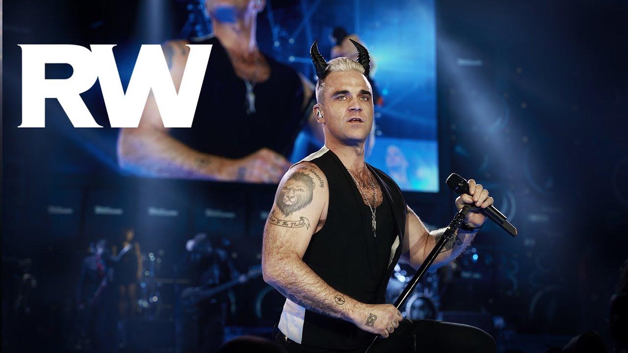 Robbie Williams | Rock DJ | LMEY Tour Official Audio