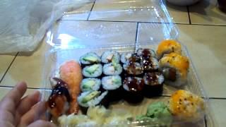 Заказ суши в Эссене. Little Dragon.(Этот ролик обработан в Видеоредакторе YouTube (https://www.youtube.com/editor), 2015-09-22T18:49:31.000Z)
