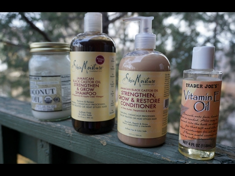 Hair After Chemo + Hair Growth Products | Jadzia Nelson