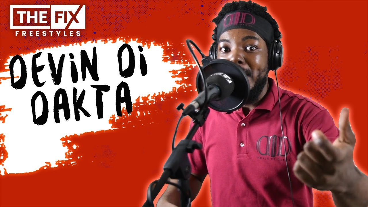 Devin Di Dakta [The Most TERBLE Freestyle of 2020]    Freestyle Fridays (Szn 2 Ep. 11)