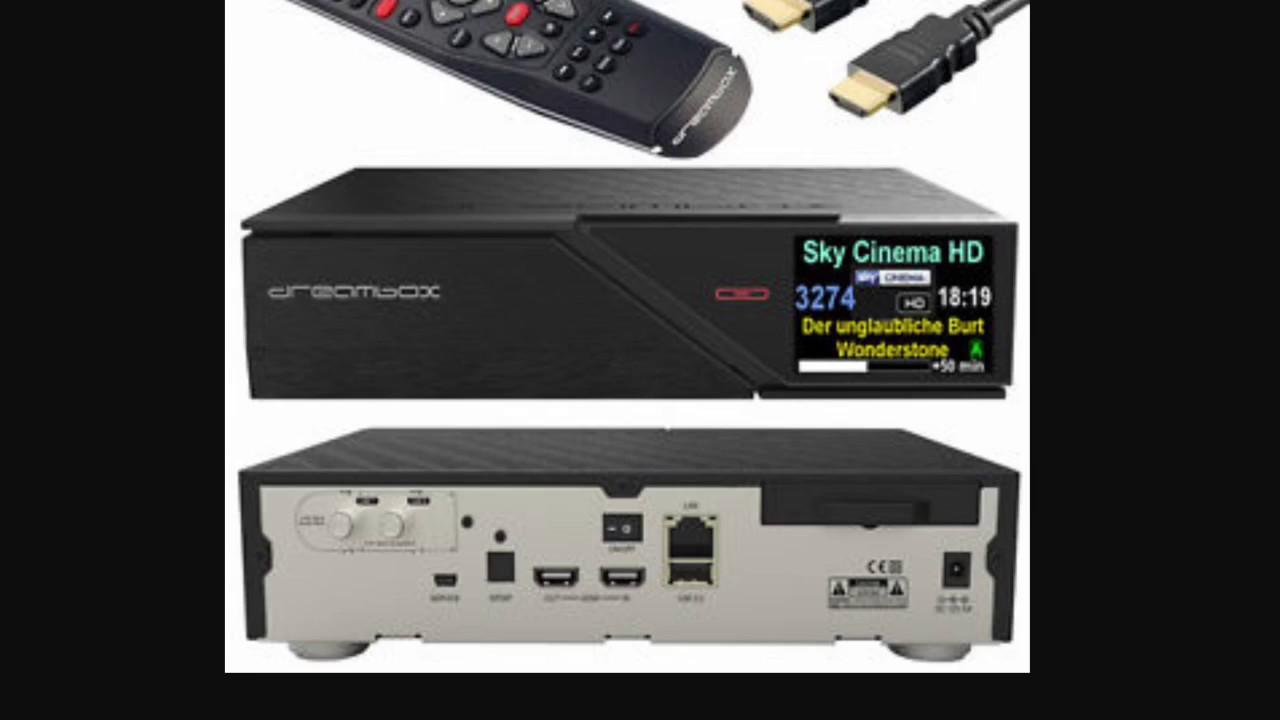 Dreambox 900 4K UHD