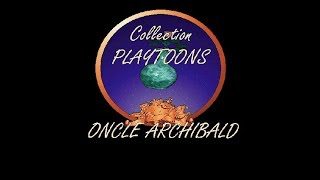 Playtoons 1 Oncle Archibald - Video Game Trailer. (FR, 1994) PC Windows3.x