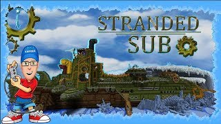 Minecraft Better Together🎮Stranded Sub 🛶 {1} A Quick Look -  XB1 GamePlay