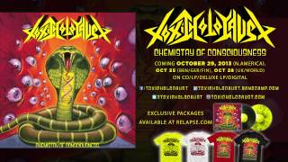 """TOXIC HOLOCAUST – """"International Conspiracy"""" (Official Track)"""