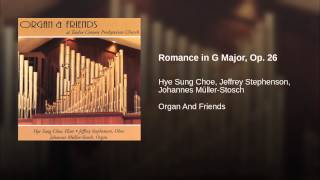 Romance in G Major, Op. 26