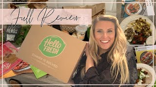 HELLO FRESH REVIEW Honest Opinion