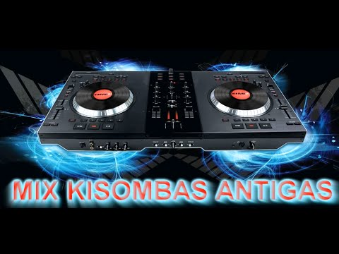 MIX KIZOMBAS ANTIGAS  - MIXED BY DI NEVES