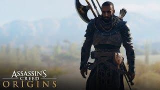 Assassin's Creed Origins - How to Unlock Legendary Black Hood (Legendary Phylakes Armor)