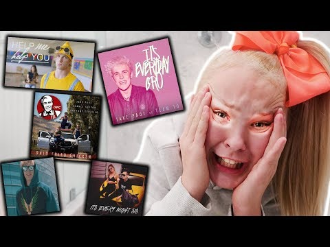 Thumbnail: TRY NOT TO SING CHALLENGE! JAKE PAUL AND LOGAN PAUL SONGS!