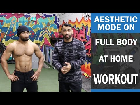 Full Body FAT LOSS Workout At HOME! DAY 8 (Hindi / Punjabi)