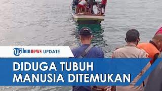 Diduga Bagian Tubuh Manusia Ditemukan di Lokasi Jatuhnya Pesawat Sriwijaya Air