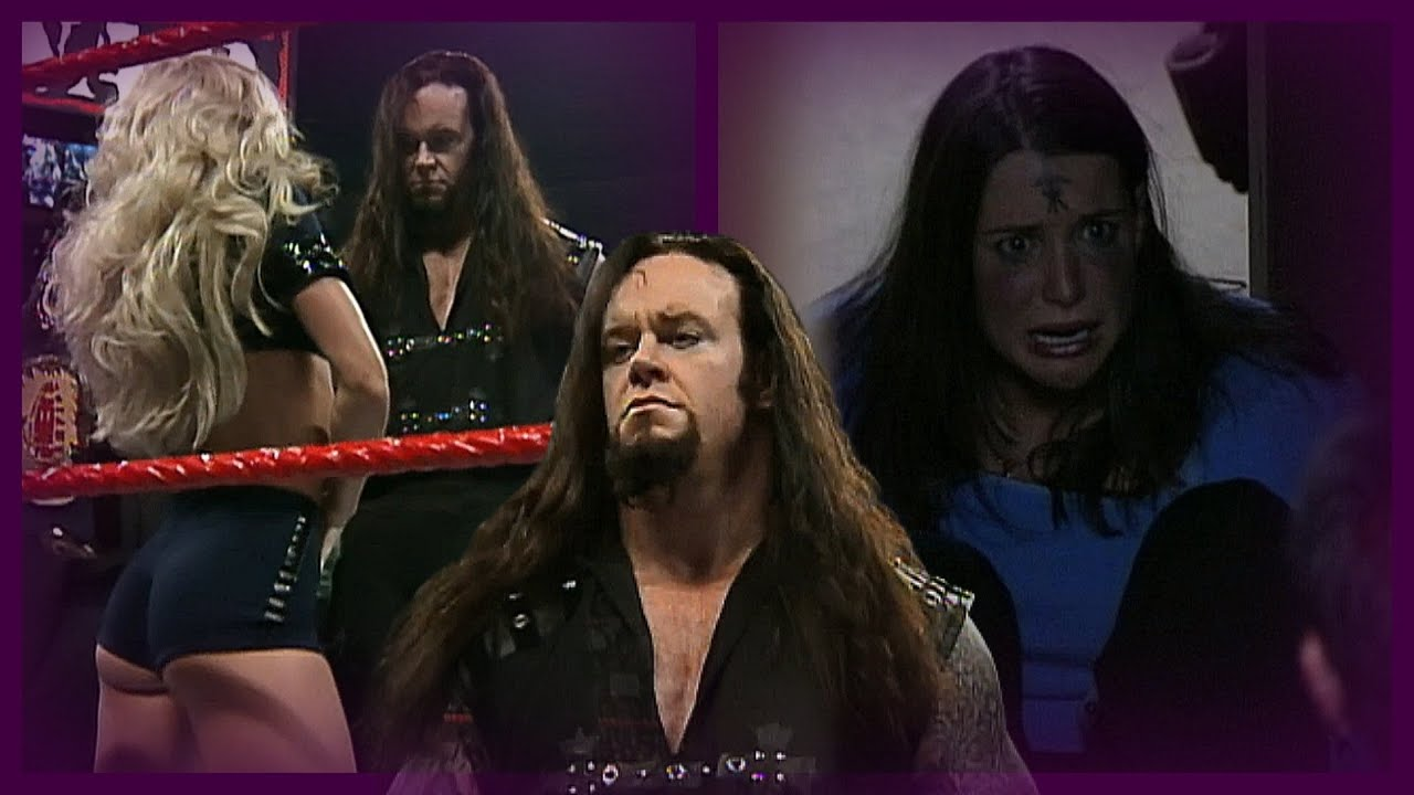 Download Undertaker Threatens Mr. McMahon & The Ministry Abduct Stephanie (Ministry Titantron Debut)! 3/29/99