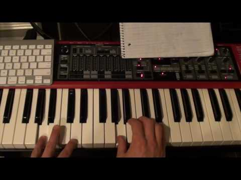 Eventually - Tame Impala (Piano Lesson by Matthew McCloskey)