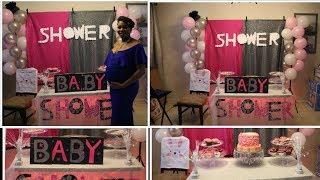 Indoor Baby shower decoration under $50