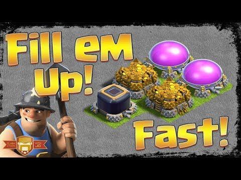 TH 10 Fastest Farming to MAX | Best DE Farming Strategy | Clash of Clans