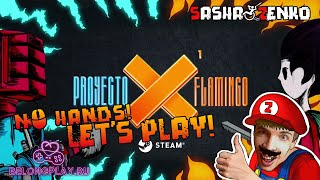 Proyecto Flamingo X1 Gameplay (Chin & Mouse Only)