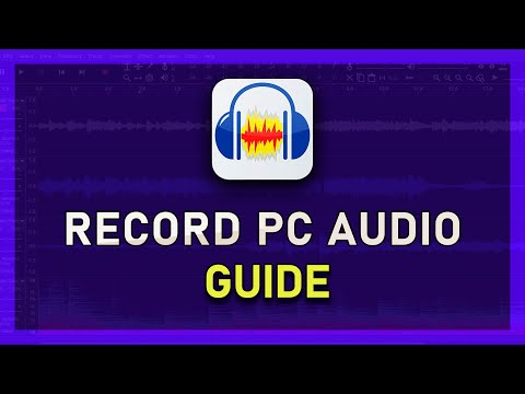 Audacity - How To Record Computer Audio (Fast & Easy)
