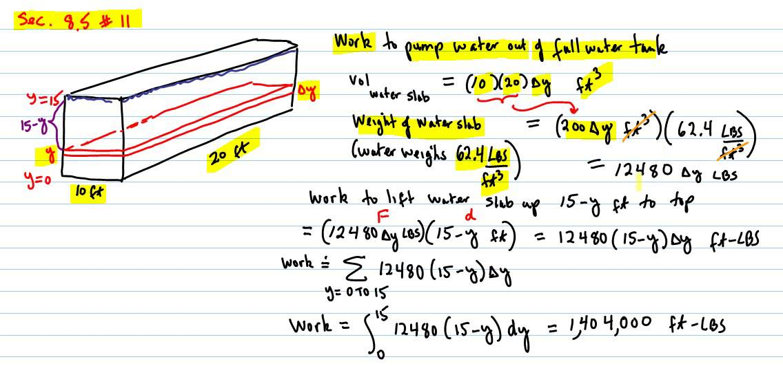 Work pump water out of rectangular tank youtube - The volume of water in a swimming pool ...