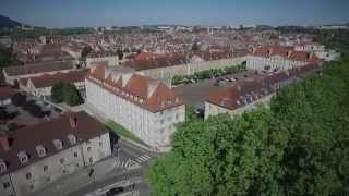 Besançon, la Boucle Verte