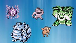 SilverTiger Reviews: Pokemon Red & Blue