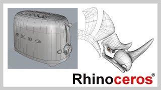 Rhino tutorial軟件教學 12 P1 SMEG …