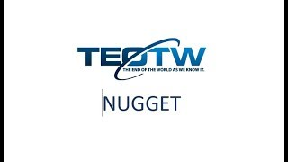 Teotw Nugget - A return to Africa and then Israel