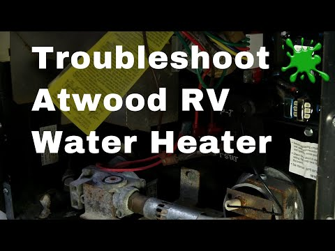 Atwood RV Water Heater Thermostat Troubleshooting & Repair Tips