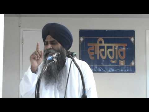 Katha Shaheedi Guru Arjan Dev Ji Giani Pinderpal Singh May 2013 Usa
