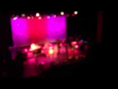 Robert Plant - Birmingham, AL August 12, 2012 - Alabama Theatre