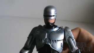 Toy Spot - McFarlane Toys Movie Maniacs Series 7 Robocop Figure