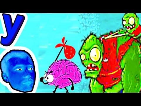 Игра растения против зомби садовая война играть онлайн