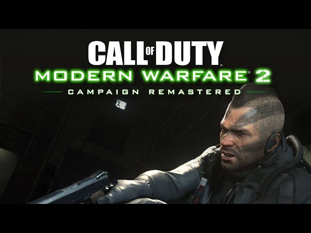 Call of Duty: Modern Warfare 2 Remastered (видео)