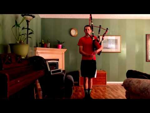 Barren rocks of Aden, the brown haired maiden, mairi's wedding on bagpipes