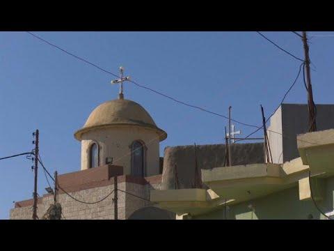 الاستقرار وتحسن الخدمات -ضامنان- لبقاء مسيحيي العراق في بلدهم…  - نشر قبل 2 ساعة
