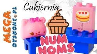 Świnka Peppa & Num Noms • Nowa cukiernia • bajki po polsku