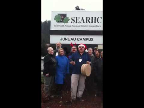 Juneau Alaska Behavioral Health Christmas Carol